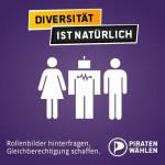 Gleichberechtigung und Diversität