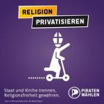 Laizismus - Religion ist Privatsache