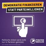 Demokratiefinanzierung
